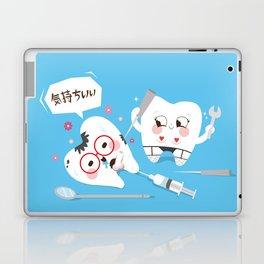 SM Tooth Laptop & iPad Skin