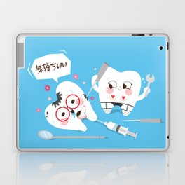 SM Tooth Laptop & iPad Skin