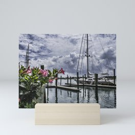 The Harbour Mini Art Print