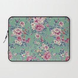 Floral Pattern 5.1 Laptop Sleeve