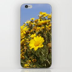 happy to be alive iPhone & iPod Skin