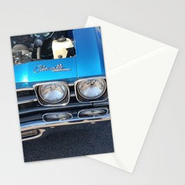 Blue Chevelle Stationery Cards