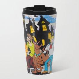 Mystery Inc. by 4:F Travel Mug