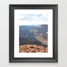 Grand Canyon 03 Framed Art Print