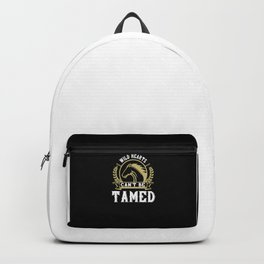 Horse - Wild Hearts Can't Be Tamed Backpack