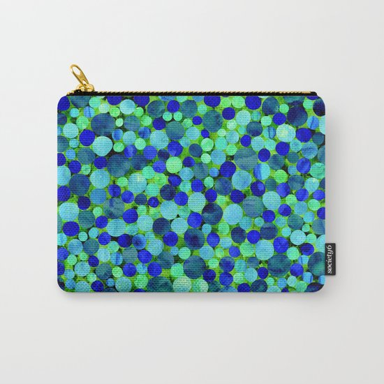 Confetti Pattern 05 Carry-All Pouch