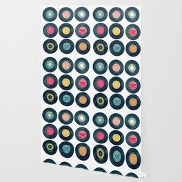 Vinyl Collection Wallpaper