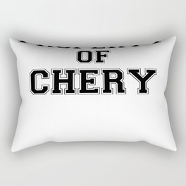 Property of CHERY Rectangular Pillow