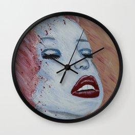 sahara Wall Clock