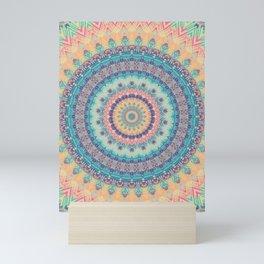 Mandala 350 Mini Art Print