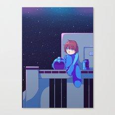 Megaman II  Canvas Print