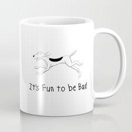 It's Fun to be Bad Coffee Mug