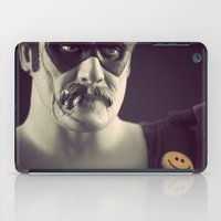 watchmen iPad Cases featuring I'm No Joke by Fanboy30