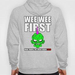 WEE WEE FIRST Hoody