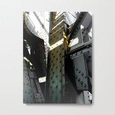 Bridging Boroughs Metal Print
