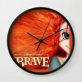 Brave: Merida Wall Clock