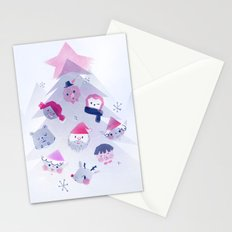 Christmas card Stationery Cards