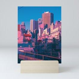 Early Morning Tokyo Mini Art Print