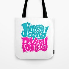 Jiggery-Pokery Tote Bag