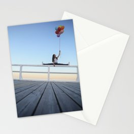 Balloons II Stationery Cards