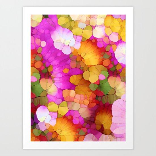 Happy Colors - Soul Vitamins Art Print