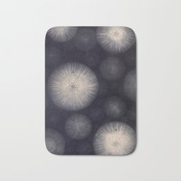Antique Atomic Diagram Bath Mat
