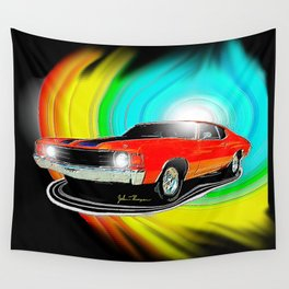 71 Chevelle Wall Tapestry