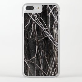 A secret place in Stockholm Clear iPhone Case