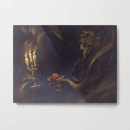 Beastly cursed Metal Print