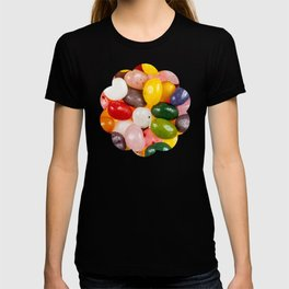 Cool colorful sweet Easter Jelly Beans Candy T-shirt