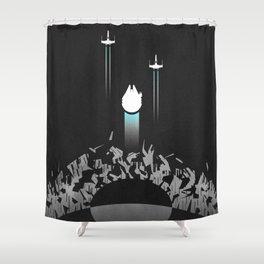 Return Shower Curtain