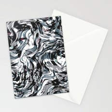 Rock Swirls Stationery Cards
