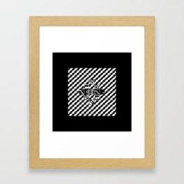 zkonqü 2014 Framed Art Print