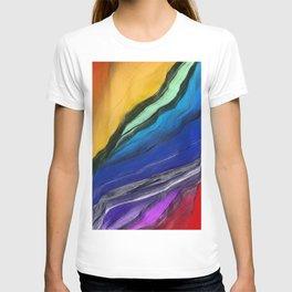 Pixel Sorting 77 T-shirt