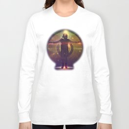 Space Oddity Long Sleeve T-shirt
