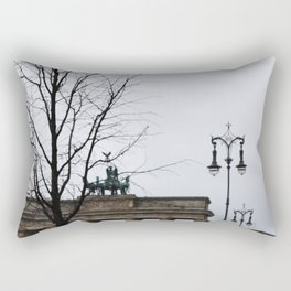 From Berlin with love Rectangular Pillow