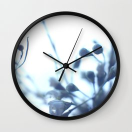 Wisps Wall Clock