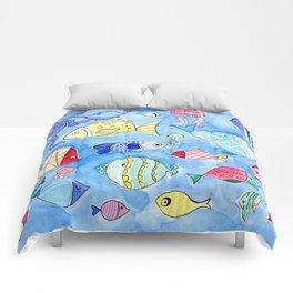 Aquarium Fish for Summer Comforters