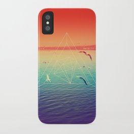 Lapse In Perception iPhone Case