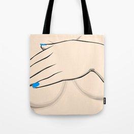 Handled Tote Bag