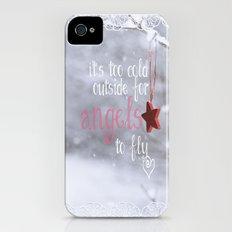 Angels Slim Case iPhone (4, 4s)