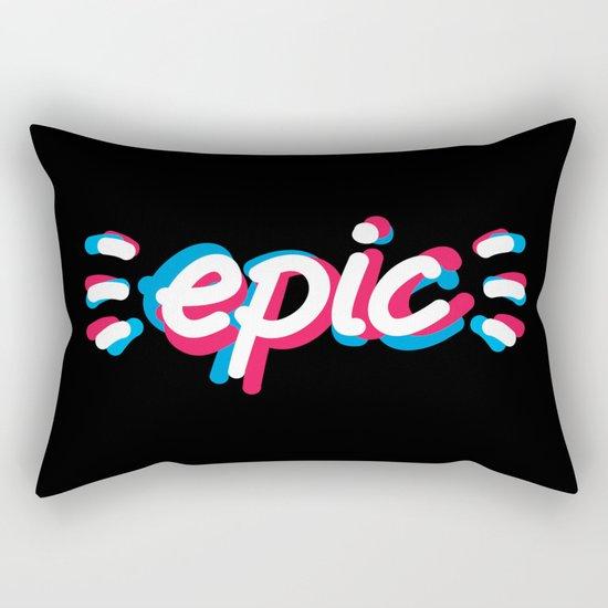 Epic! Rectangular Pillow