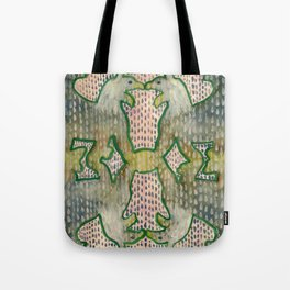 Spotted Griffin Tote Bag