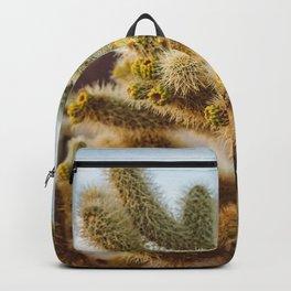 Cholla Cactus Garden IV Backpack