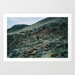 Iceland #4 Art Print