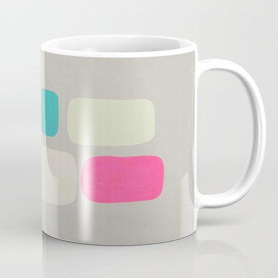 colour + pattern 2 Mug