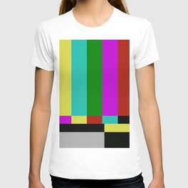 STATIC TV T-shirt