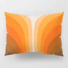 Golden Wing Pillow Sham