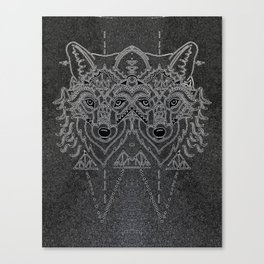 Silver Bullets Canvas Print