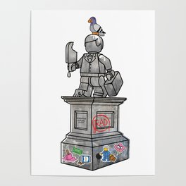 Forever Young Monument Poster